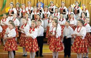 """Jubileuszowy koncert """"Przepióreczki"""". Fot. Marian Paluszkiewicz"""