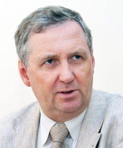 Dziekan UwB dr hab. Jarosław Wołkonowski Fot. Marian Paluszkiewicz