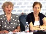 Ona Gustienė i Claire QuidetFot. Marian Paluszkiewicz