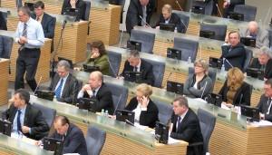 Za projektem Ustawy o Ochronie Życia Poczętego głosowali posłowie zarówno z koalicji rządzącej, jak również z opozycji                            Fot. Marian Paluszkiewicz