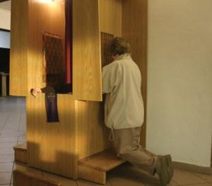Spowiedż — to szczera rozmowa z Bogiem Fot. archiwum