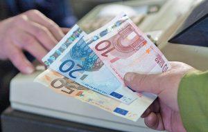 Po nieudanej próbie w 2007 roku, Litwa teraz planuje wprowadzić euro w 2015 roku i mocno do tego przygotowuje się Fot. Marian Paluszkiewicz