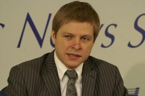 Remigijus Šimašius Fot. Marian Paluszkiewicz