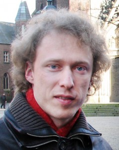 Darius Liutikas, przewodniczący Stowarzyszenia Pielgrzymów na Litwie Fot archiwum