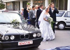 Większość par wybiera klasyczny styl wesela     Fot. Marian Paluszkiewicz