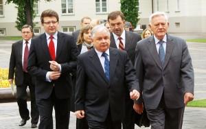 W swoich pamiętnikach prezydent nad wyraz szczerze opowiada też o relacjach polsko-litewskich i problemach w tych relacjach Fot. Marian Paluszkiewicz