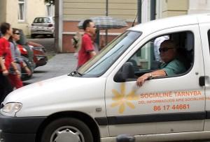 Program ma na celu polepszenie wsparcia socjalnego dla ludzi bezdomnych Fot. Marian Paluszkiewicz