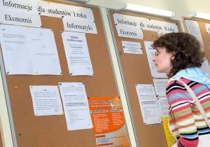 Rekrutacja na uczelniach litewskich już skończona, ale trwają jeszcze zapisy na UwB Fot. Marian Paluszkiewicz