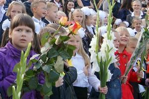 W większości szkół pierwszy dzwonek zabrzmi 2 września Fot. Marian Paluszkiewicz