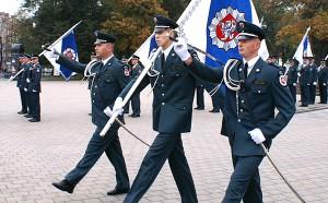 Paradoksalnie, mimo braku policjantów tylko nieliczni mogą się dostać do Szkoły Policji Fot. Marian Paluszkiewicz
