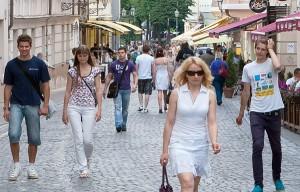 System obserwowania miasta jest przydatny w celu zabezpieczenia mieszkańców i turystów Fot. Marian Paluszkiewicz