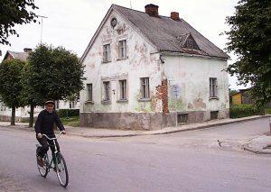 W Ejszyszkach żywa jest pamięć o latach nimieckiej okupacji Fot. Marian Paluszkiewicz