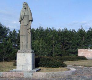 Pirciupis — w okresie sowieckim zakłamane fakty historyczne używano na pożytek ideologii komunistycznych władz Fot.archiwum