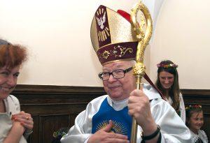 Ks. kardynał Henryk Gulbinowicz  Fot. Marian Paluszkiewicz