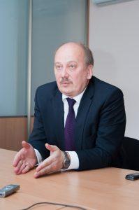 poseł na Sejm RL Michał Mackiewicz Fot. Marian Paluszkiewicz