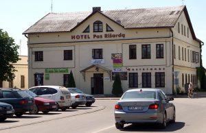 Dzisiejsze Ejszyszki są nowoczesnym miasteczkiem Fot. Marian Paluszkiewicz