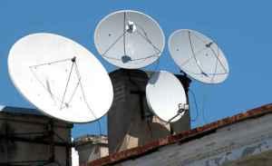 Zakazane rosyjskie programy docierają na Litwę bez ograniczeń w odbiorze satelitarnym<br/>Fot. Marian Paluszkiewicz