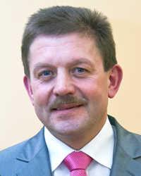 Mer rejonu solecznickiego Zdzisław Palewicz<br/>Fot. Marian Paluszkiewicz