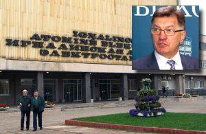 Zdaniem Algirdasa Butkevičiusa poprzednie referendum było przeprowadzone ws. konkretnego, a przede wszystkim kosztownego planu budowy elektrowni atomowej<br/>Fotomontaż Marian Paluszkiewicz