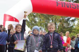 Pierwsze zwycięstwa sportowe młodego pokolenia wileńszczyzny