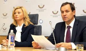 Waldemar Tomaszewski powiedział, że w Wilnie większość właścicieli ziemi wciąż czeka na zwrot nieruchomośc Fot. Marian Paluszkiewicz