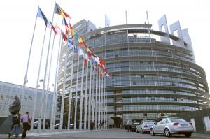W Strasburgu decydowały się wczoraj losy europejskiego budżetu Fot. archiwum