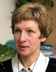 Dr Irena Masojć Fot. Marian Paluszkiewicz