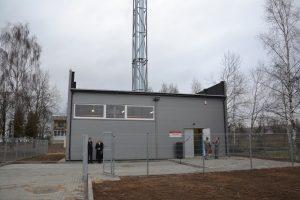 Nowa kotłownia gazowa w Rudominie