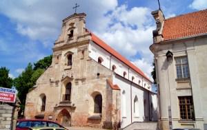 rząd postanowił przekazać budynki klasztorne w centrum Wilna Funduszowi Majątku Państwowego