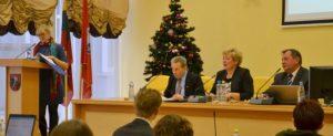 Na posiedzeniu Rady rejonu wileńskiego omówiono szereg aktualnych i ważnych pytań oraz przyjęto uchwały