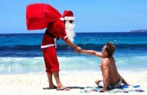 Z roku na rok w okresie świąteczno-noworocznym coraz chętniej ludzie decydują się na odpoczynek w ciepłych i egzotycznych krajach Fot. archiwum