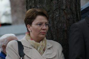 Zdaniem  premiera, wiceminister Renata Cytacka powinna złożyć rezygnację     Fot. Marian Paluszkiewicz