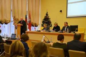 Na posiedzeniu Rady Samorządu Rejonu Wileńskiego rozpatrzono szereg kwestii