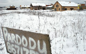 Zdaniem przeciwników referendum, za zakazem sprzedaży ziemi obcokrajowcom stoją litewskie lobby obszarników oraz spekulanci, którzy chcą skupić jak najwięcej ziemi po wciąż niskich cenach Fot. Marian Paluszkiewicz