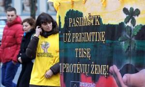 Litwa, jako jedyny z krajów bałtyckich, miała najdłuższy okres przejściowy ograniczający sprzedaż ziemi obcokrajowcom, a teraz w ogóle chce ograniczyć obrót gruntami tylko do obywateli kraju Fot. Marian Paluszkiewicz