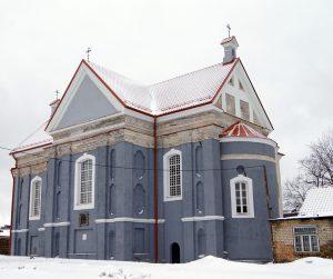 Koscioł św. Stefana od lat tylko z zewnątrz odrestaurowany. Nadal nieczynny Fot. Marian Paluszkiewicz