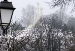 Pierwsza skocznia była wybudowana w 1924 roku na Górze Trzykrzyskiej Fot. Marian Paluszkiewicz