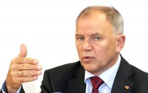 Vytenis Andriukaitis Fot. Marian Paluszkiewicz