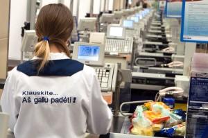 Giełda Pracy potrzebuje  sprzedawców Fot. Marian Paluszkiewicz