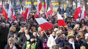 Separatystyczne nastroje na Ukrainie budzą obawy na Litwie, że o autonomii może upomnieć się mniejszość polska Fot. Marian Paluszkiewicz