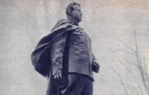 Pomnik generała Iwana Czerniachowskiego w Wilnie        Fot. archiwum