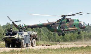 Jednym z najpewniejszych gwarantem bezpieczeństwa dla krajów bałtyckich jest dziś stacjonująca na Litwie NATO-wska misja Baltic Air Policing Fot. Marian Paluszkiewicz
