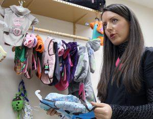 Garderoby czworonogów wypełnione są po brzegi Fot. Marian Paluszkiewic
