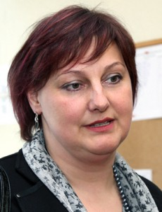 Dr Henryka Sokołowska Fot. Marian Paluszkiewicz