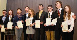 Uczniowie z Litwy bardzo dobrze wypadli na ogólnopolskiej Olimpiadzie Literatury i Języka Polskiego  Fot. Marian Paluszkiewicz