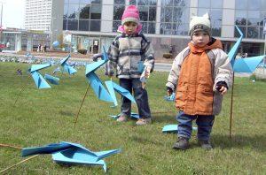 Z okazji unijnego jubileuszu zaplanowano szereg imprez dla dzieci i dorosłych    Fot. Marian Paluszkiewicz