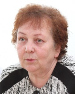 tarosta gminy duksztańskiej Wacława Baniukiewicz Fot. Marian Paluszkiewicz