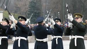 Jeszcze pół roku temu nikt w NATO poważnie nie oceniałby zagrożenia ze strony Rosji     Fot. Marian Paluszkiewicz