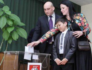 Druga tura wyborów prezydenckich odbędzie się 25 maja razem z wyborami do Parlamentu Europejskiego<br/>Fot. Marian Paluszkiewicz