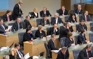 Sejm będzie pracował cały lipiec                     Fot. Marian Paluszkiewicz